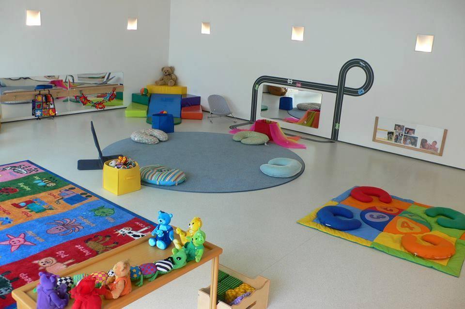 O que torna o prédio do Primetime tão especial para os bebês?