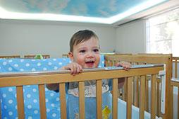 Primetime - Berços individuais para crianças até 2 anos